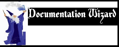 Documentation Wizard Logo