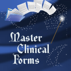 Master Clinical Forms