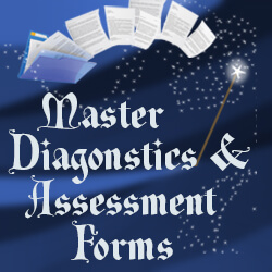 Master Diagnostics and Assessment Forms