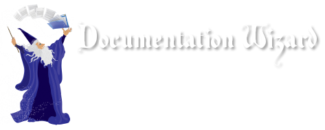 Welcome to Documentation Wizard